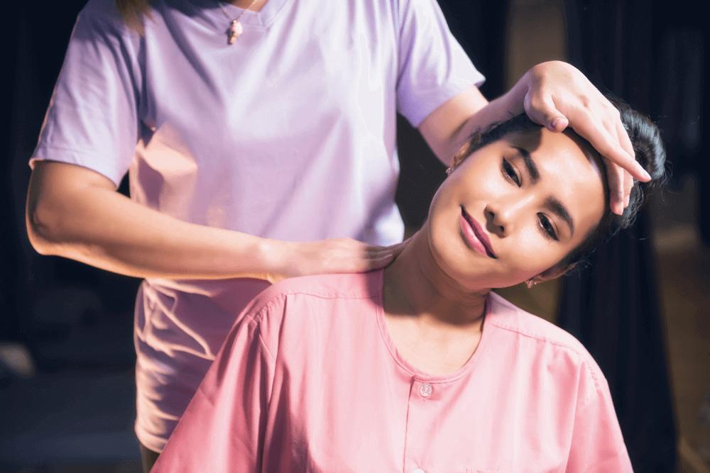 масаж голови тайский спа салон спа релакс хмельницкий