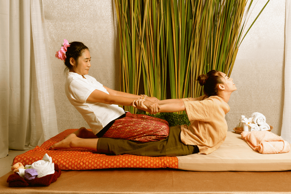 тайський шведський масаж